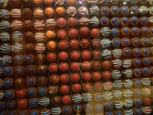 The chocolate mosaic